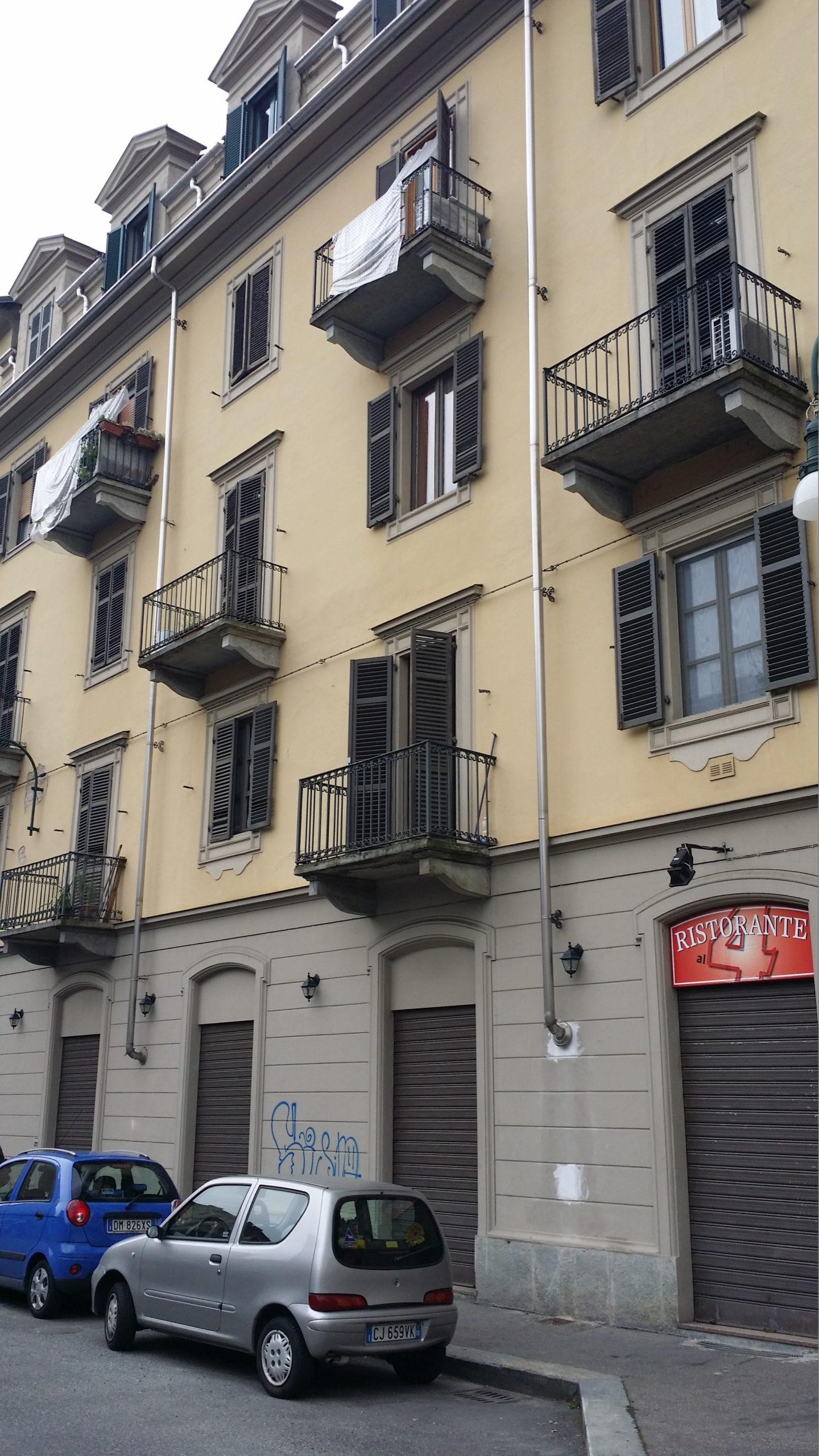 Quadrilocale: Via Cagliari,4, Regio Parco, Torino