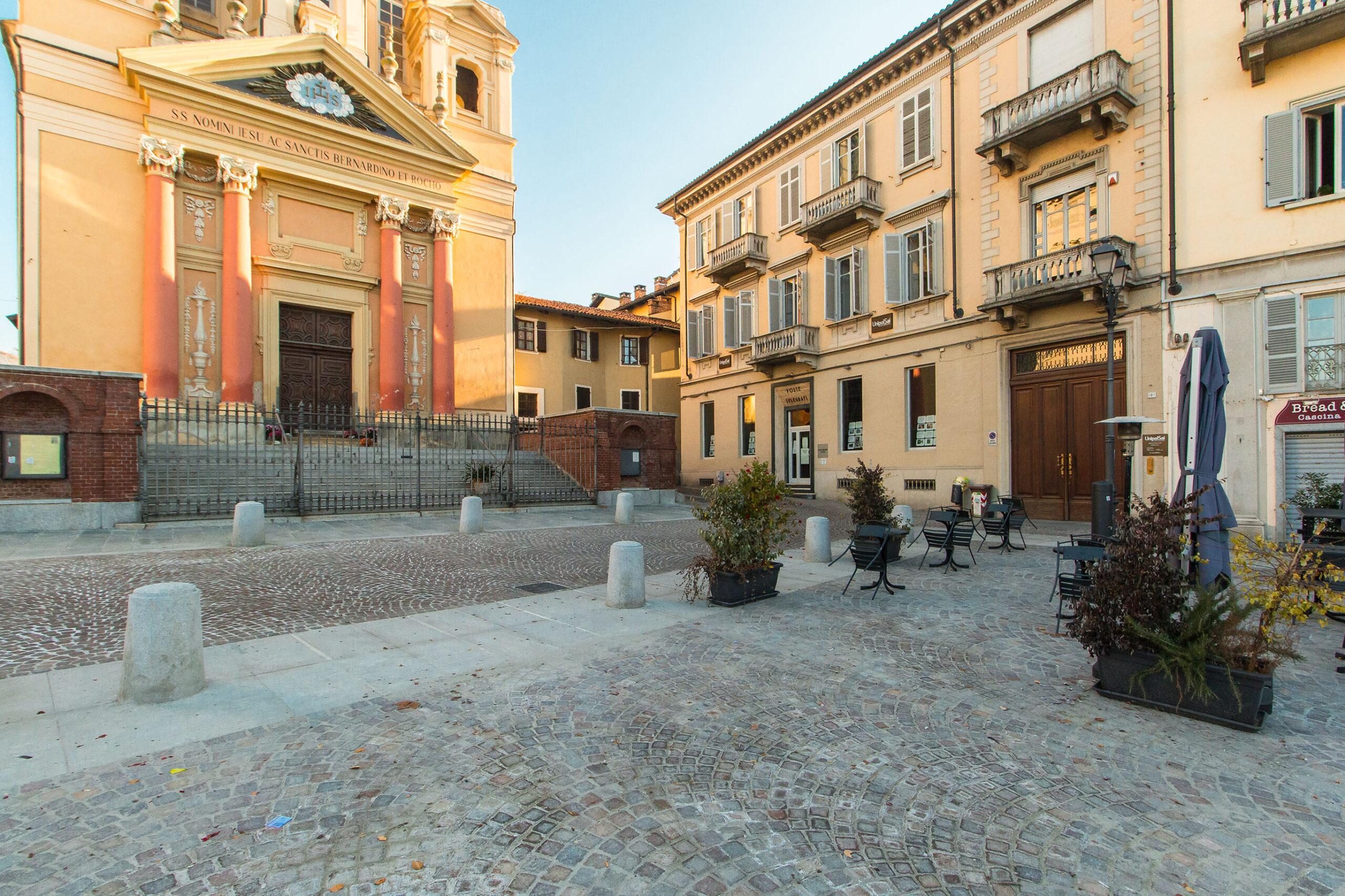 Ufficio: Via Michele Diverio, 1, Chieri, Torino