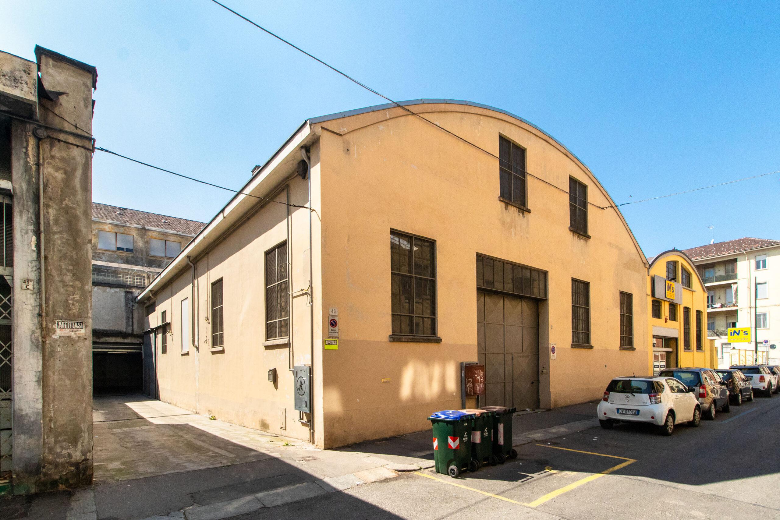 Locale commerciale: Via Principessa Clotilde, 45, San Donato, Torino