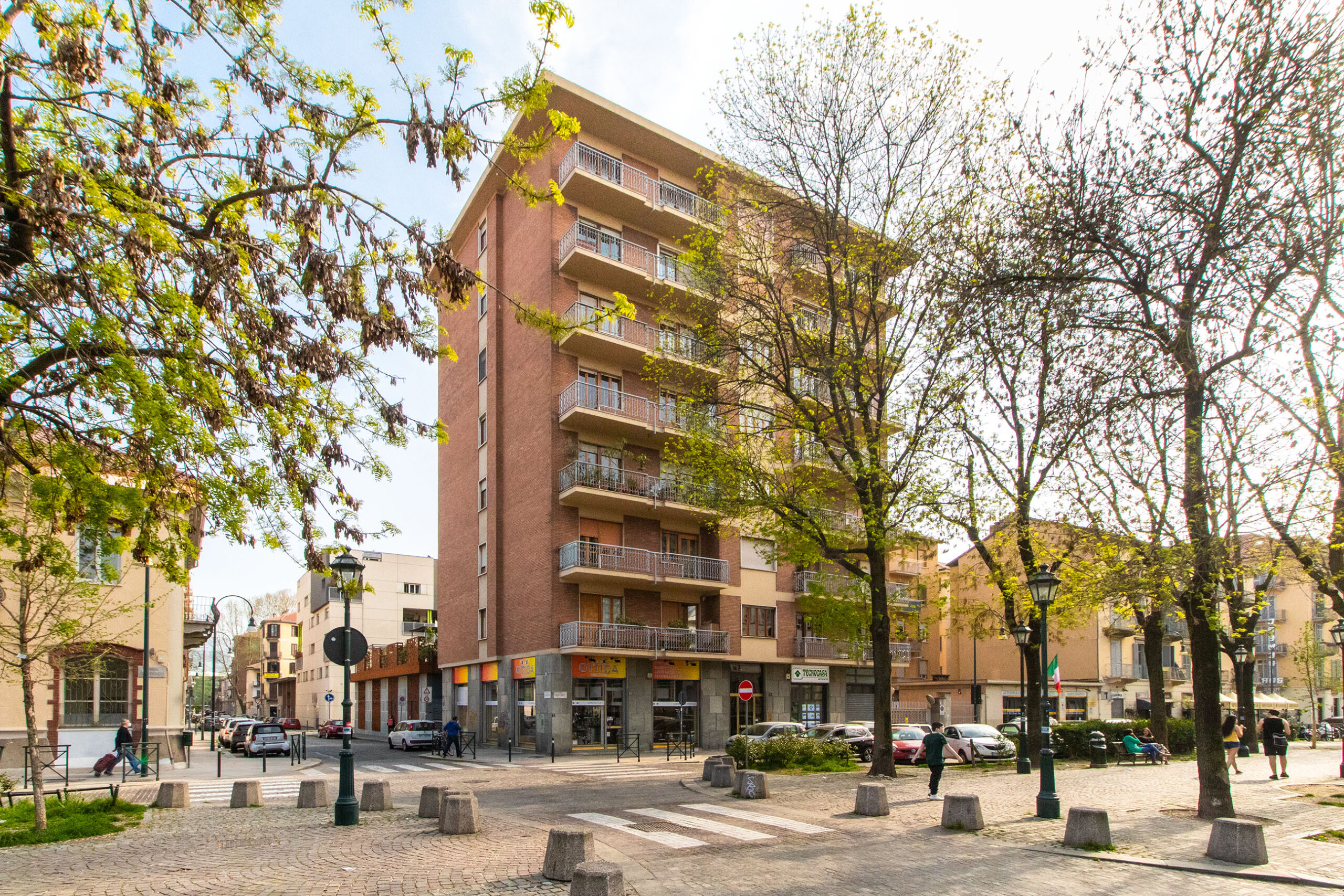 Quadrilocale: Corso Regio Parco, 32, Regio Parco, Torino